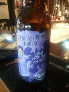 Purple Beer Label with Dan Ack